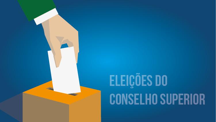 Conselho Superior dá início ao processo eleitoral para renovar representantes de alunos, técnicos e docentes