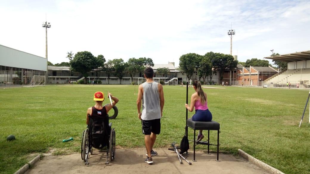 paradesporto Atletismo 1