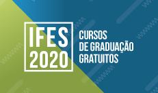 Ifes ofertará 1.838 vagas em cursos de graduação