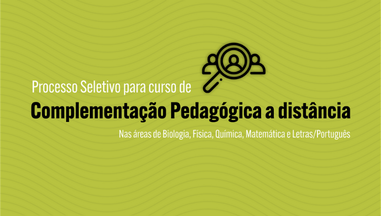 Ifes oferta 160 vagas em cursos de complementação pedagógica