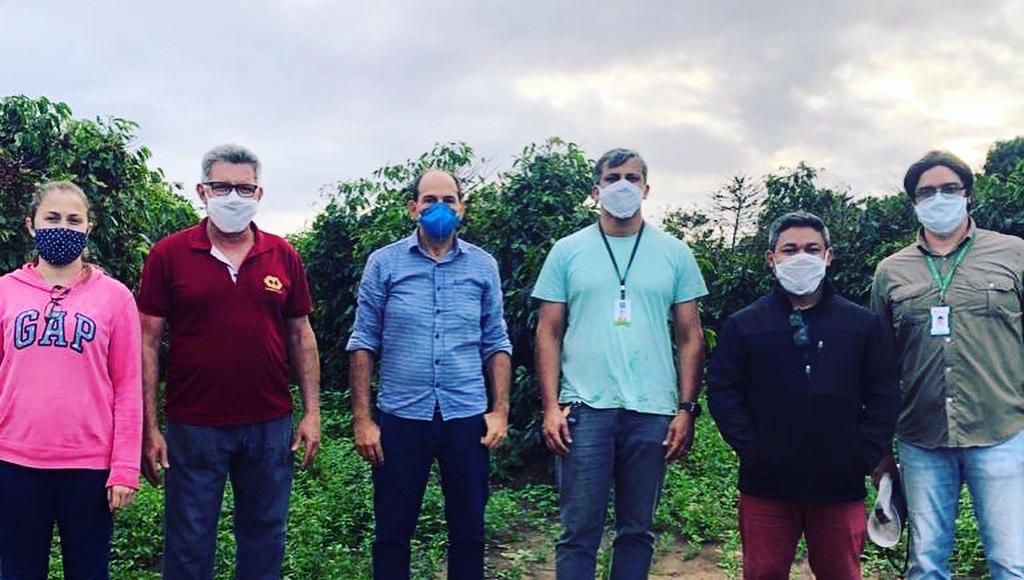 Pesquisadores do Ifes percorrem vários Estados para caracterizar o microbioma do café brasileiro