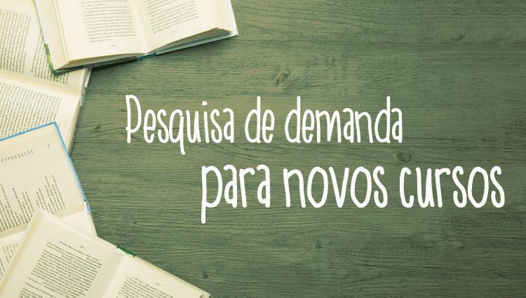 Campus Centro-Serrano realiza pesquisa de demanda sobre novos cursos